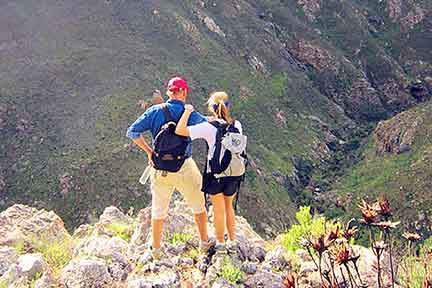 Hiking Trails in the Breede River Valley