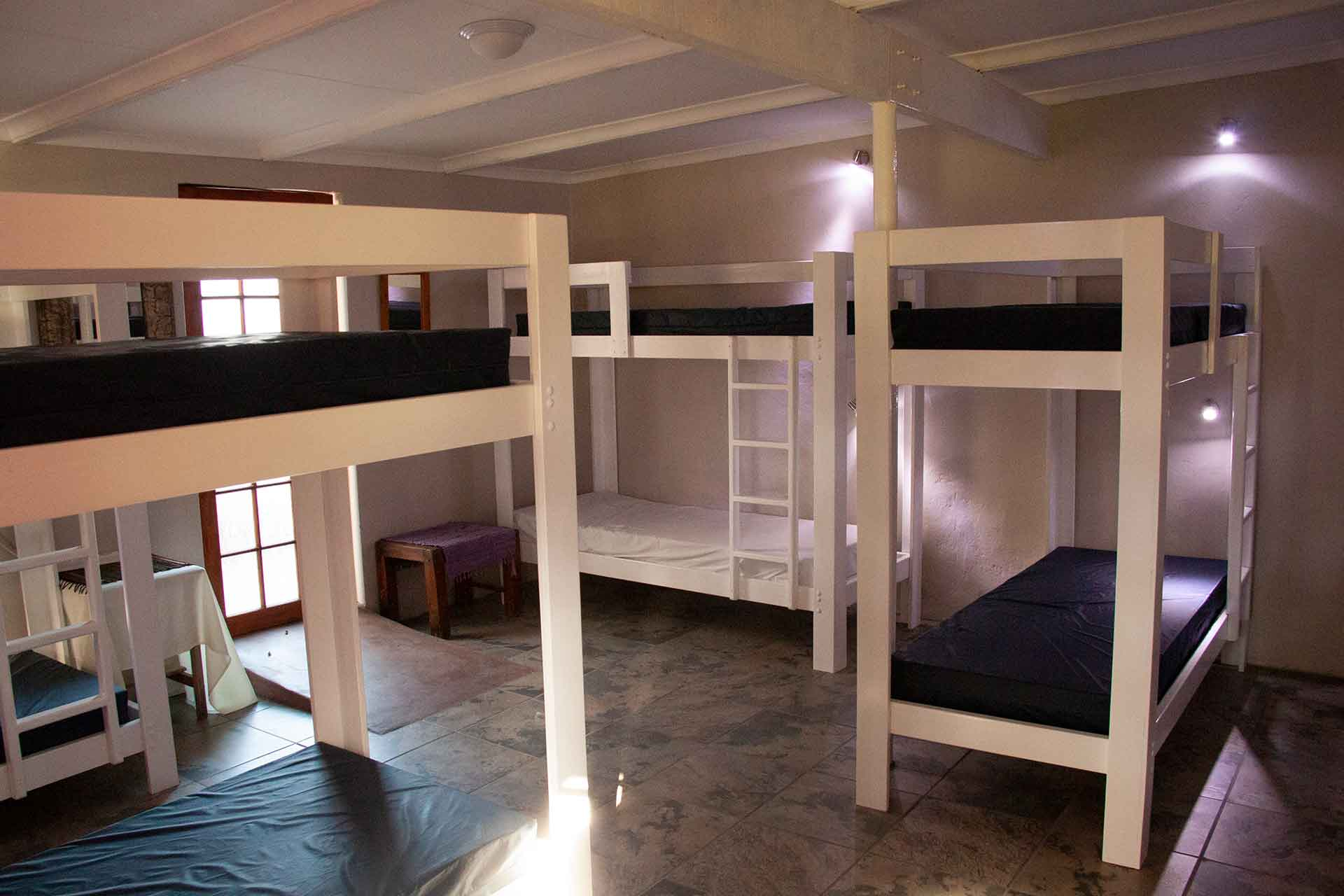 Worcester accommodation, Reeds Country Lodge Dormitory