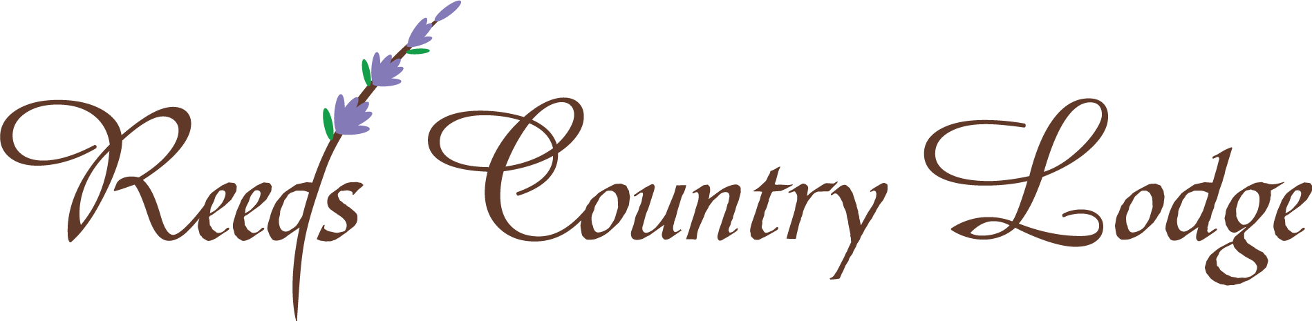 Reeds Country Lodge brand logo